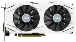 Видеокарта Asus GeForce GTX 1060 DUAL-GTX1060-6G