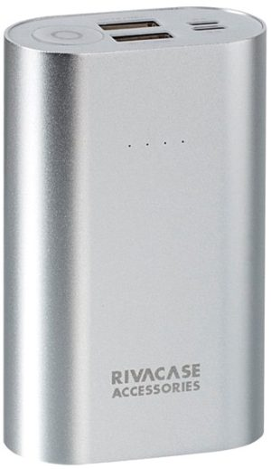 Powerbank аккумулятор RIVACASE Rivapower VA1010