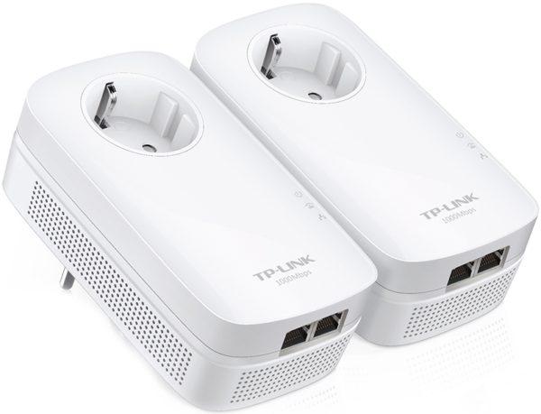 Powerline адаптер TP-LINK TL-PA7020PKIT