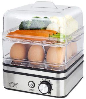Пароварка / яйцеварка Caso ED10