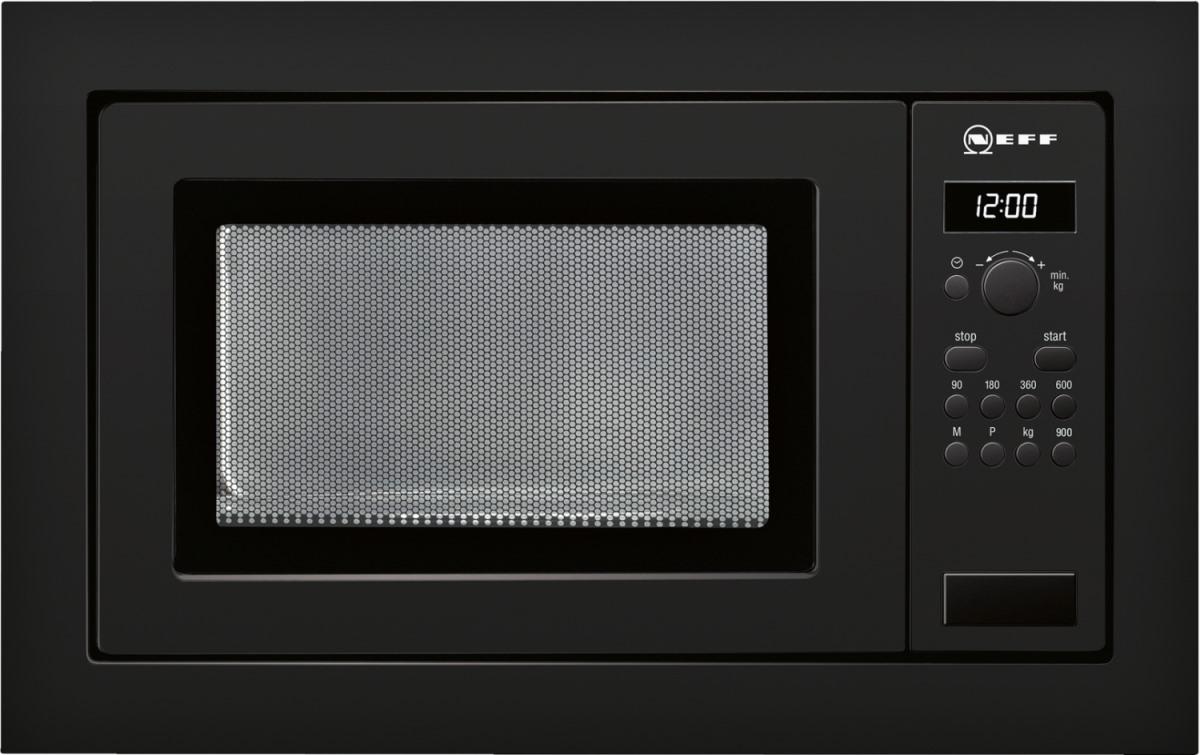 Встраиваемая микроволновая печь Neff H56W20S3