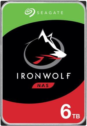 Жесткий диск Seagate IronWolf [ST4000VN008]