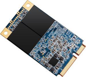 SSD накопитель Silicon Power M10 mSATA [SP120GBSS3M10MFF]