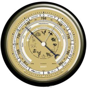 Термометр / барометр RST 05774