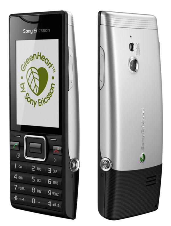 Мобильный телефон Sony Ericsson Elm