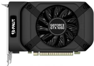 Видеокарта Palit GeForce GTX 1050 NE5105001841-1070F