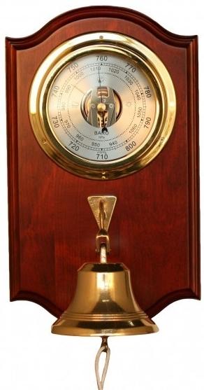 Термометр / барометр Brig Plus M-40