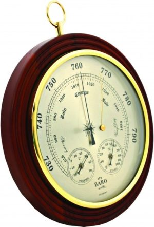 Термометр / барометр Brig PB-08