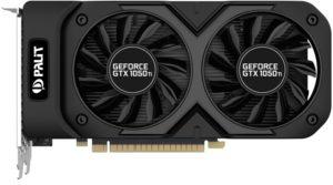 Видеокарта Palit GeForce GTX 1050 Ti NE5105TS18G1-1071D