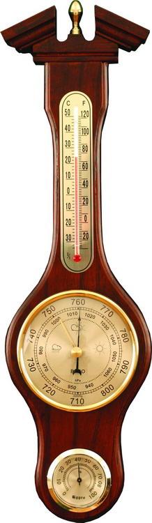 Термометр / барометр Brig Plus M-50