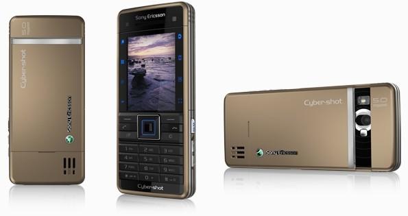 Мобильный телефон Sony Ericsson C902i