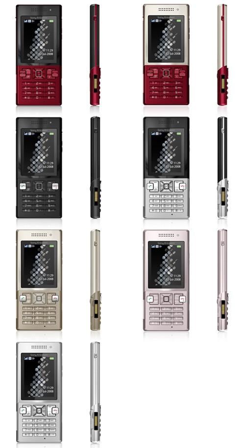 Мобильный телефон Sony Ericsson T700i