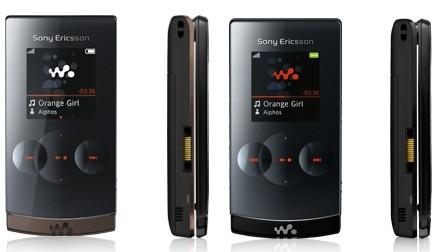 Мобильный телефон Sony Ericsson W980i