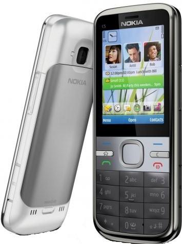 Мобильный телефон Nokia C5 5 МP