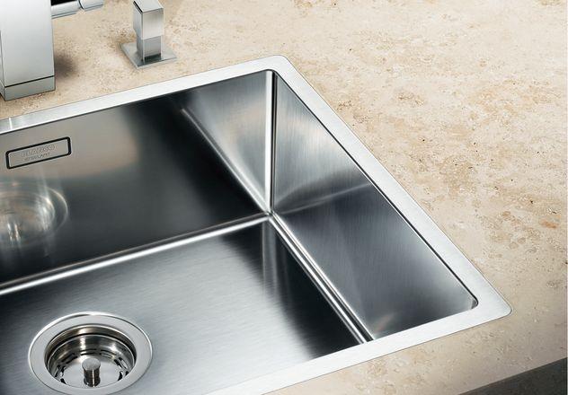 Кухонная мойка Blanco Claron 450-IF/N