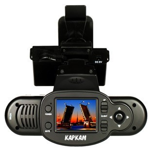 Видеорегистратор KAPKAM QX3 Neo