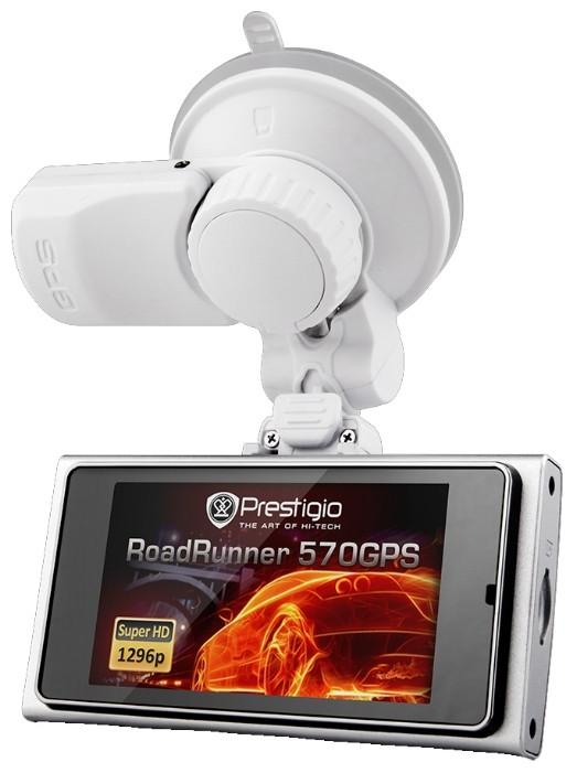 Видеорегистратор Prestigio RoadRunner 570GPS