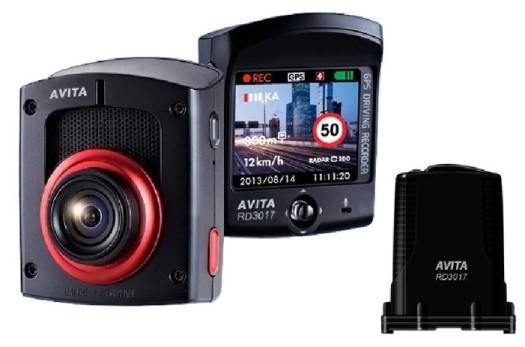 Видеорегистратор AVITA RD-3017