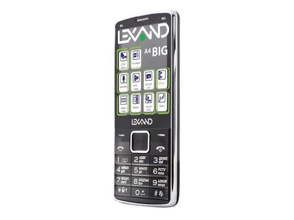Мобильный телефон Lexand A4 Big