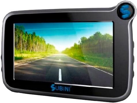Видеорегистратор Subini GD-655RU