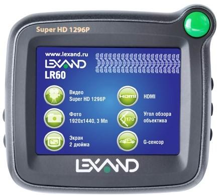 Видеорегистратор Lexand LR-60