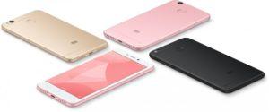 Мобильный телефон Xiaomi Redmi 4x 32GB