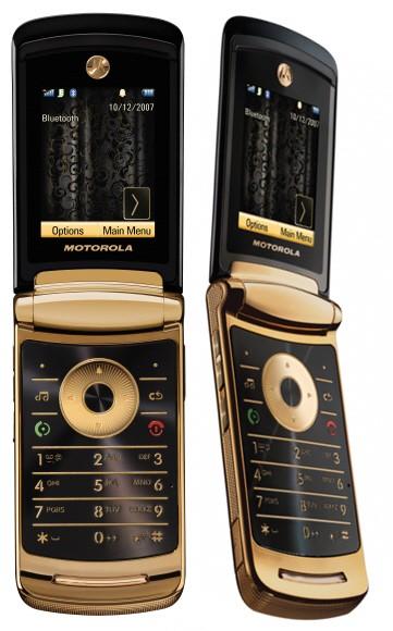 Мобильный телефон Motorola RAZR2 V8 Luxury