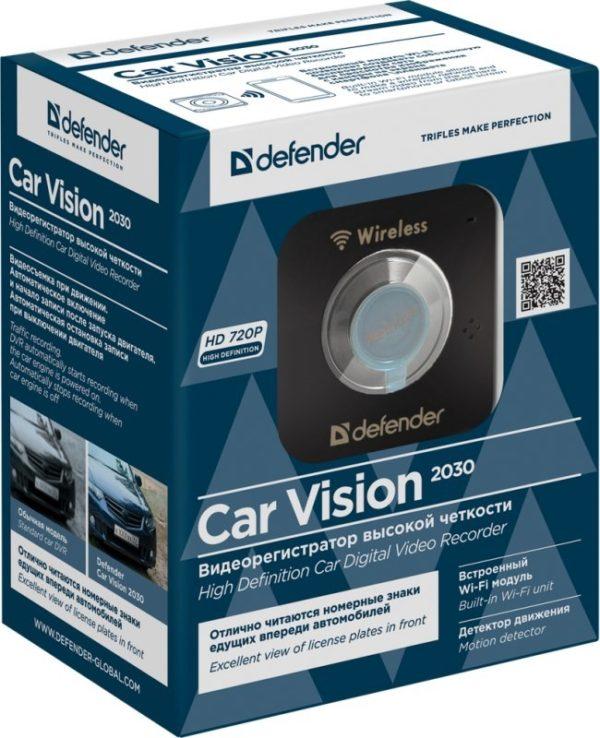 Видеорегистратор Defender Car Vision 2030