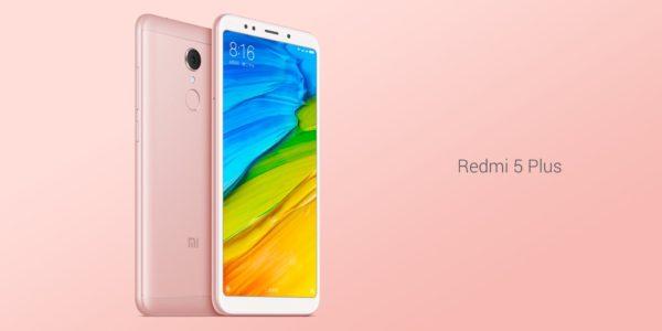 Мобильный телефон Xiaomi Redmi 5 Plus 64GB